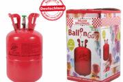 Alsino Helium Ballongas für alle Fälle