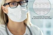 Alsino Mundschutz: Schnelle Lieferung garantiert